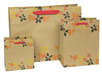 brown paper gift bags