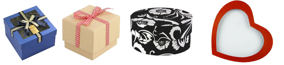 wholesale rigid gift boxes