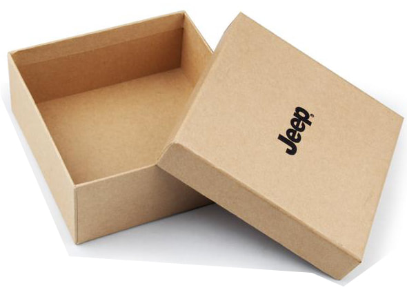 kraft rigid boxes
